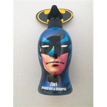 Batman 2in1 tusfürdő és sampon 300ml