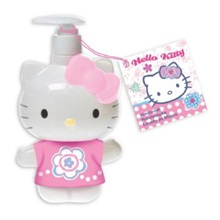 Hello Kitty Dotty Floral kézmosó szappan 400 ml