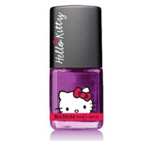 Hello Kitty körömlakk - purple