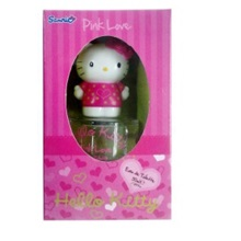 Hello Kitty Pink Love Eau de Toilette - 50 ml