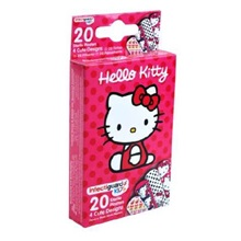 Hello Kitty ragtapasz, 20 db