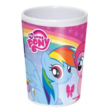 My Little Pony melamin pohár 200 ml