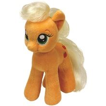 Plüss figura MY LITTLE PONY Lic, 18 cm - Apple Jack