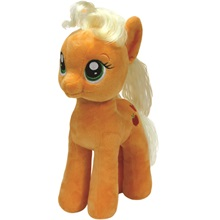 Plüss figura MY LITTLE PONY Lic, 27 cm - Apple Jack