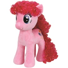 Plüss figura MY LITTLE PONY, 40 cm - Pinkie Pie