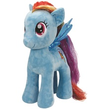 Plüss figura MY LITTLE PONY, 40 cm - Rainbow Dash
