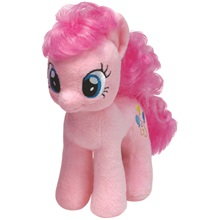 Plüss figura MY LITTLE PONY, 27 cm - Pinkie Pie