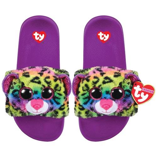 Ty Fashion Sequins flitteres papucs KIKI macska, méret: M (32 34) (1)